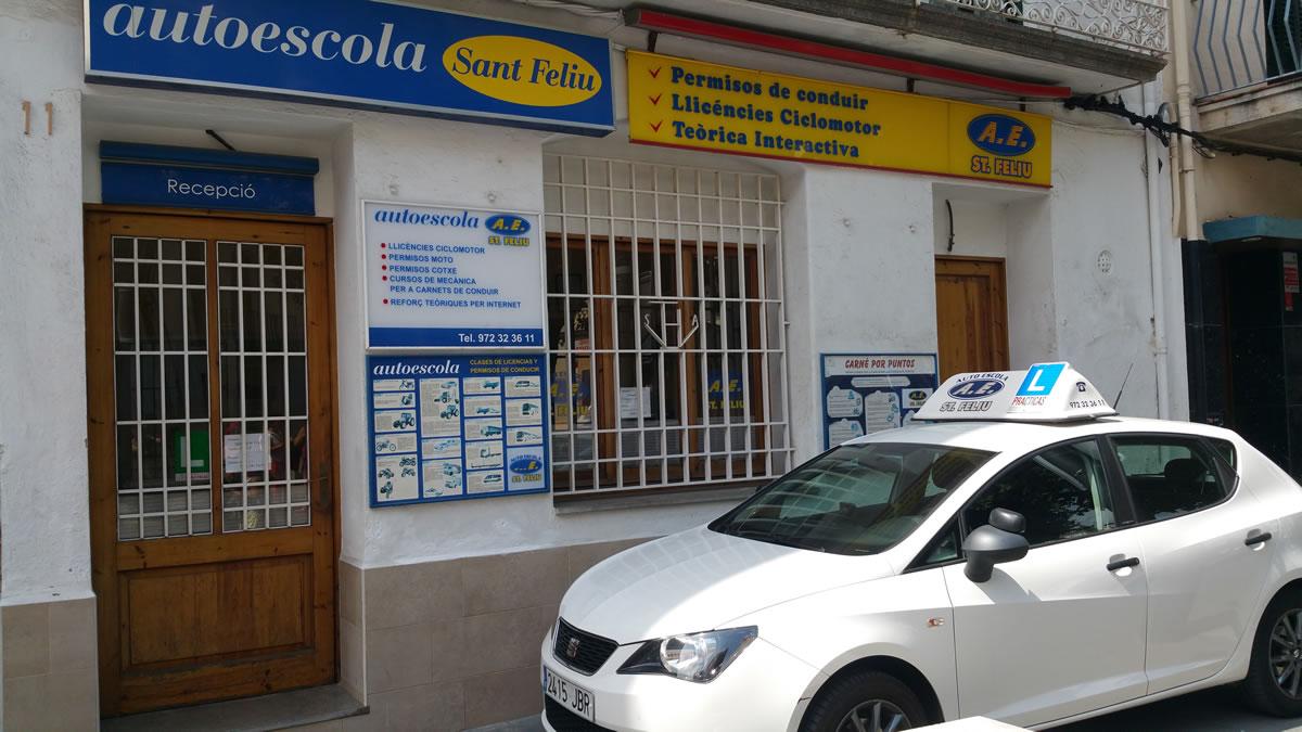 Autoescola Sant Feliu