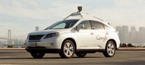 Cotxe sense conductor de Google | Autoescola Sant Feliu