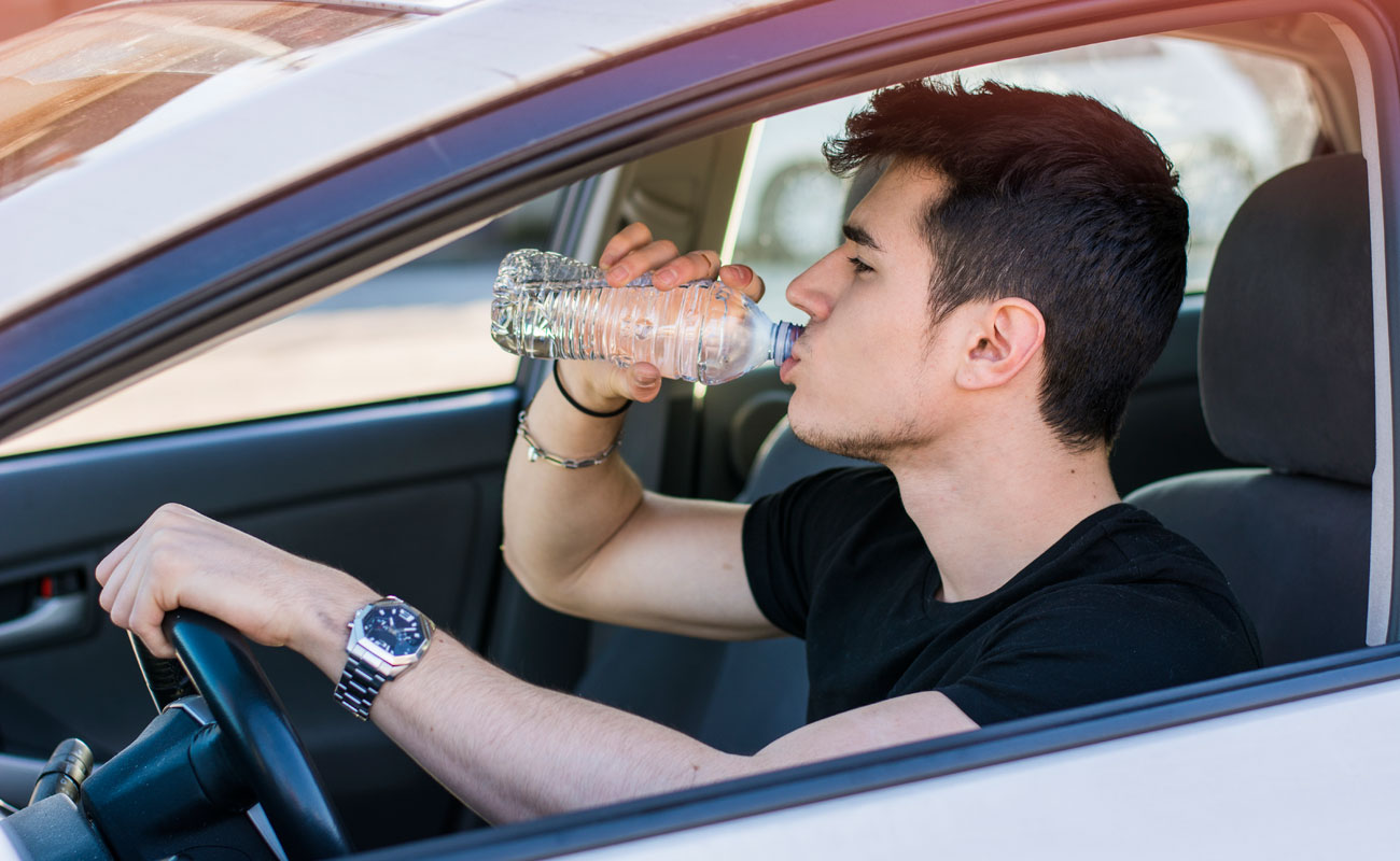 Conduir amb calor | Autoescola Sant Feliu