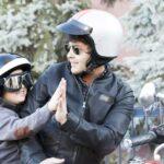 Autoescola Sant Feliu - En moto amb els peques ... si o no?
